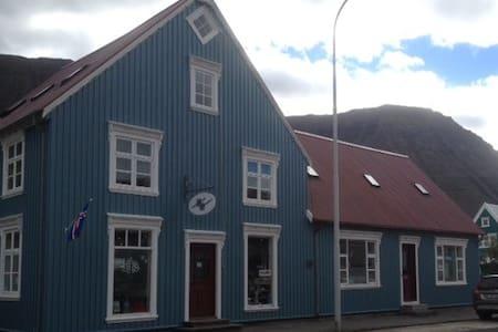 Inspired by Ísafjordur. - Ísafjörður