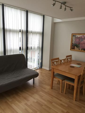 Perfect for 8, Apt near Airport