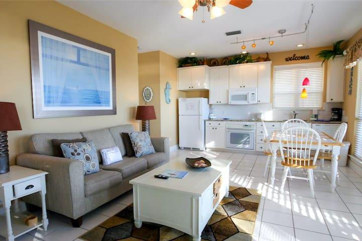 Charming Condo w/ Lake View! Beach Access, Nearby Restaurants & Shops!