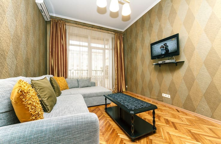 Nice apartment on Khreschatyk 21(91)
