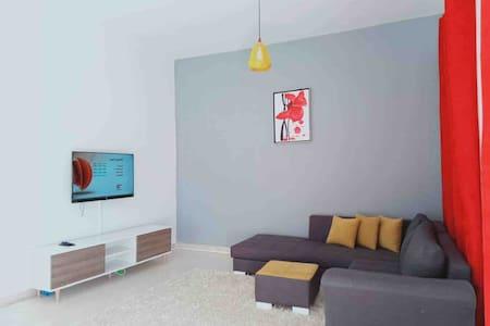Apartment Menzah 6 Near Manar city center