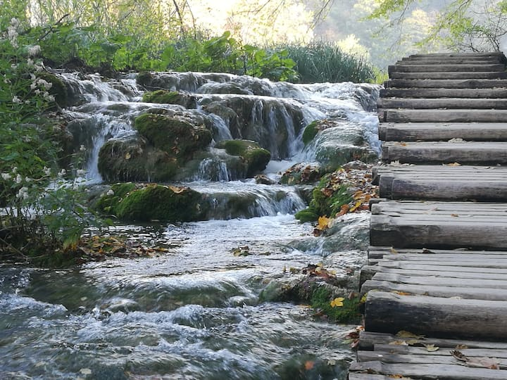 Plitvice Lakes - Holiday Home For Active Holidays
