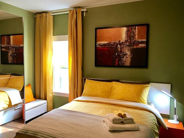 California Craftsman Charmer - Spacious 1 Bedroom - Emeryville - House