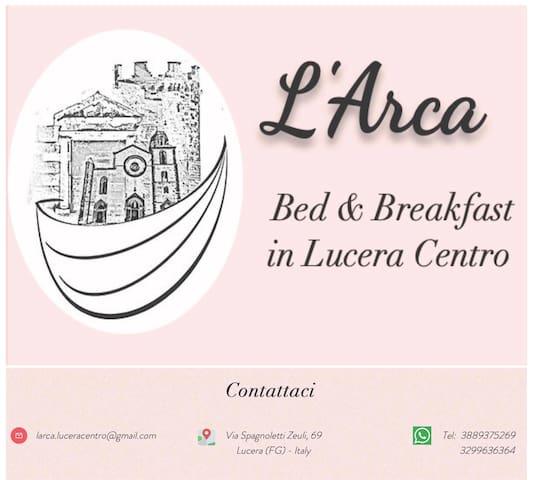 L'Arca - B&B / miniappartamenti in Lucera Centro