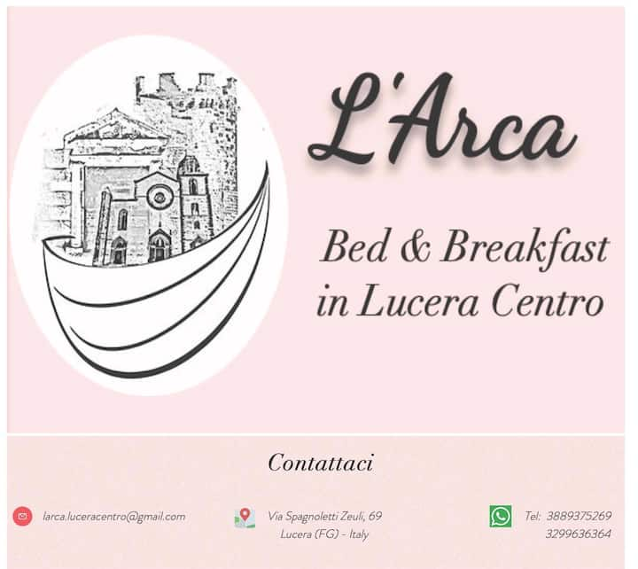 L'Arca - B&B miniappartamenti in Lucera Centro