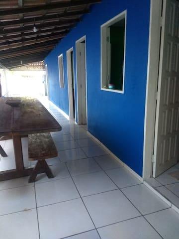 Casa temporada em Cumuruxatiba, 9 pessoas ou mais