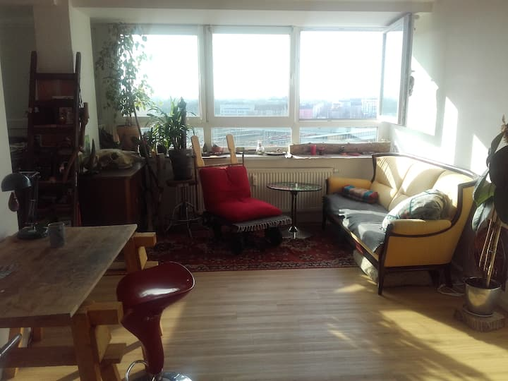 Bright and cosy Apartment in Berlin Lichtenberg