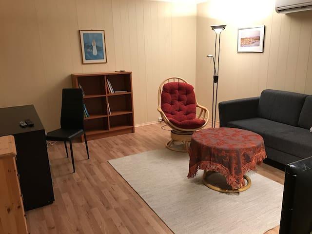 Strandgata 26B - Harstad - Apartment