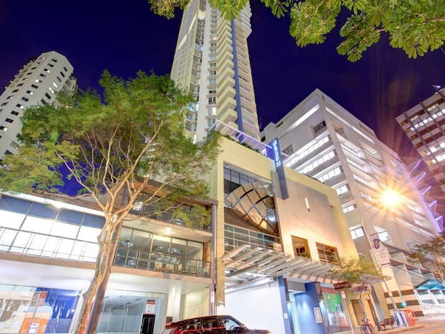 Brisbane CBD Discrete Private Accommodation - Brisbane City - Byt