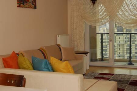 1 Yatak odası + 1 salon 85 m2 Kiralık Daire - Cebeci Mahallesi
