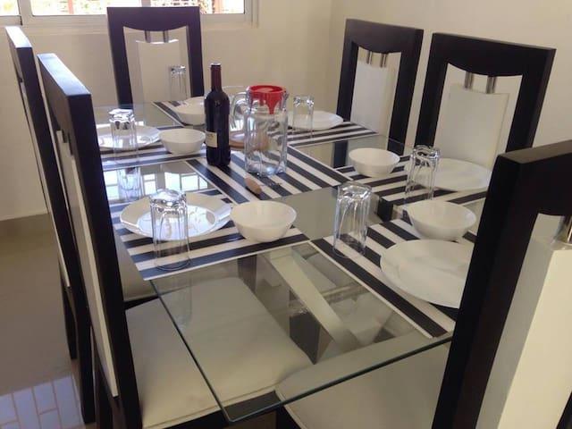 apartamento nuevo equipado - Santo Domingo Este