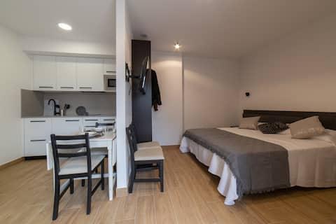 Apartamento Hator  Zarautz: Loft 2 + Parking