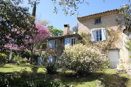 Charming old farmhouse in Provence - Le Tignet