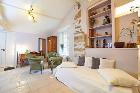 le Moulin de BOUCHET chambre les camélias - Mortagne-sur-Sèvre