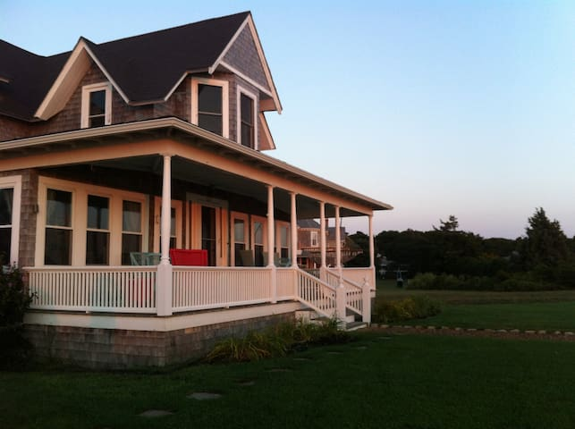 Convenient water view! - Oak Bluffs