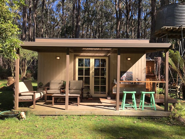 Peaceful and beautiful accommodation in the bush