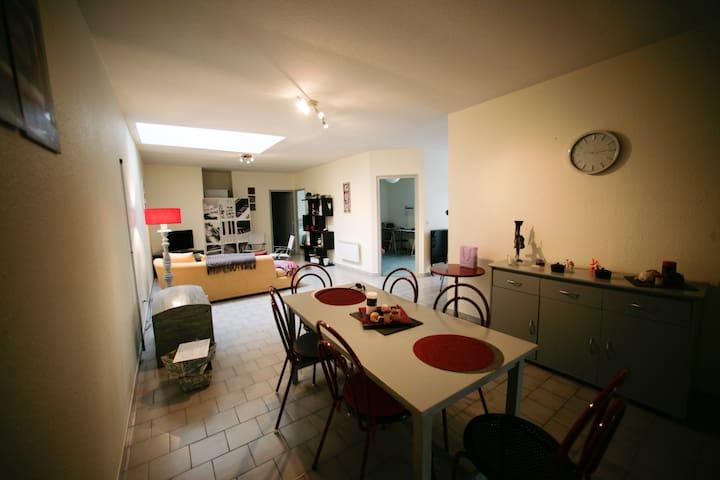 Maison, 100 m2, 15 min de Poitiers - Jardres - House