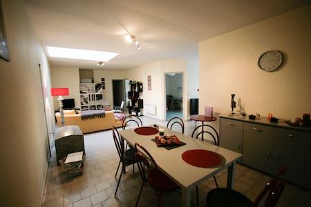 Maison, 100 m2, 15 min de Poitiers - Jardres - Дом