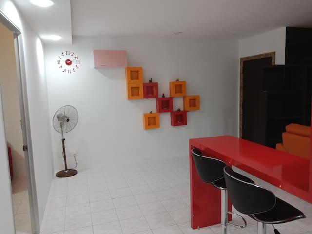 Megah Ria @ Putri Ria Apartment