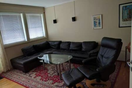 Modern apartment - central Lyngdal - Lyngdal