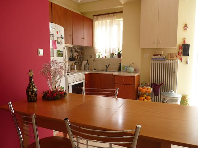 Bright House close to Athens centre - Dafni - Daire