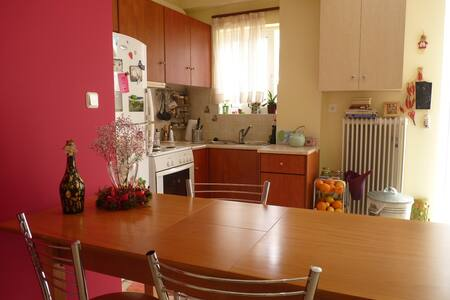 Bright House close to Athens centre - Dafni - Byt