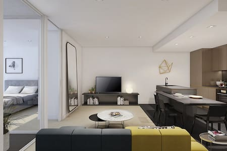 Modern Luxurious Convenience New - South Melbourne - Appartement