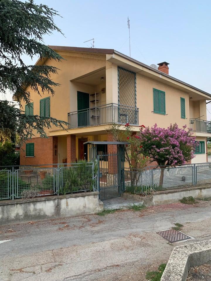 Bella villa accogliente tra Langhe e Monferrato