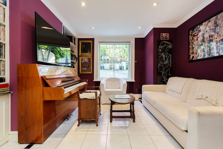 Up to 20% off! 3 bed house with garden cottage - Londres - Casa