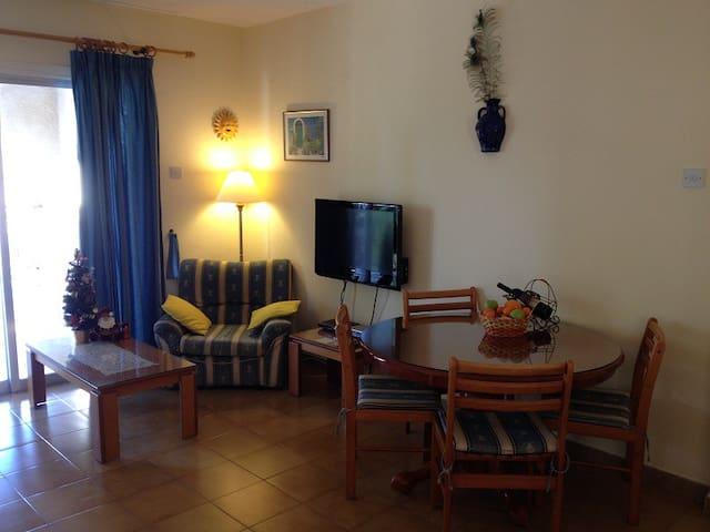 Апартаменты KALAMOS - Chloraka - Apartemen