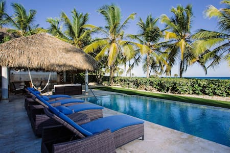 New renovated and unique Villa in front of the sea - Punta Cana - Βίλα