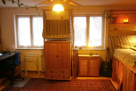 Wohlfühl- 1 Zi- Wohnung im Zentrum - Daire