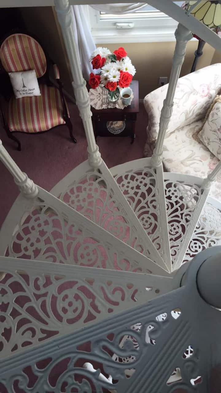 Harmony House Bed & Breakfast: Harmony suite