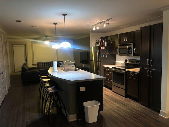 Modern Affordable Private Bedroom