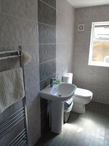 Room 1 - Private bathroom