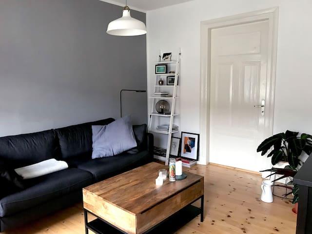 Zentrale und gemütliche Wohnung im Schanzenviertel