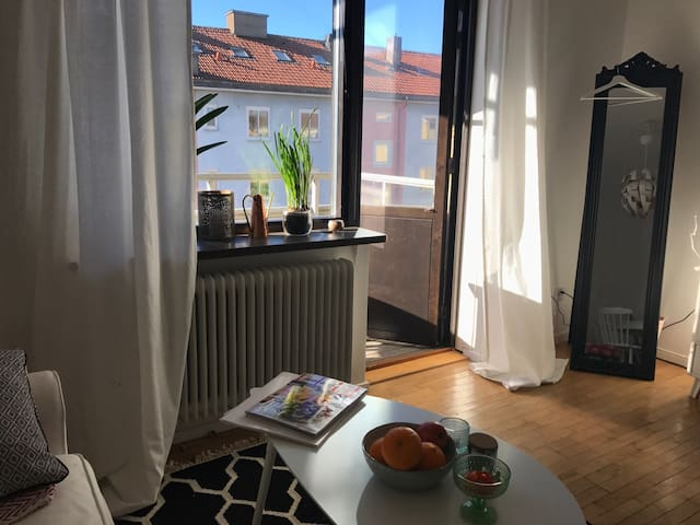 Cosy 2 roomflat close to the city - Gothenburg