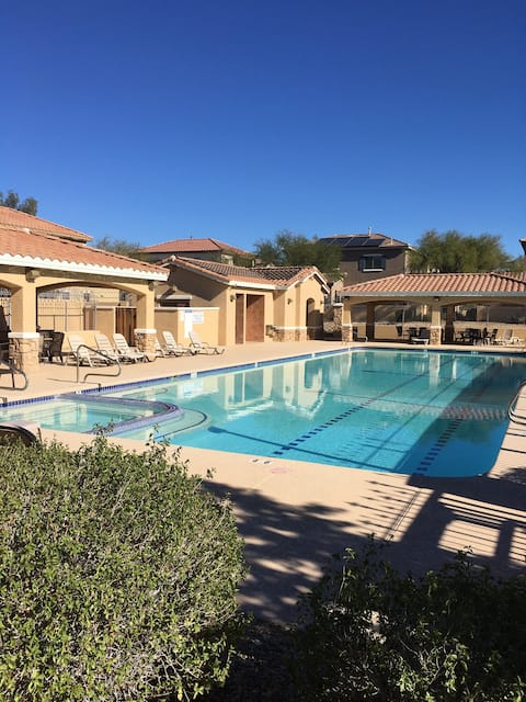 Beautiful home near golf and spring training