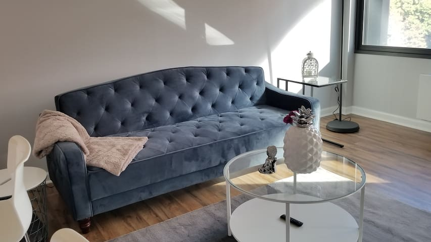 Modern & Clean Aparment in Downtown Stamford
