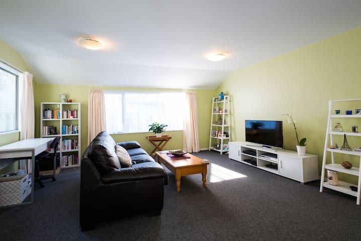 Longbourn - relax, unwind, explore - Wellington - Apartamento