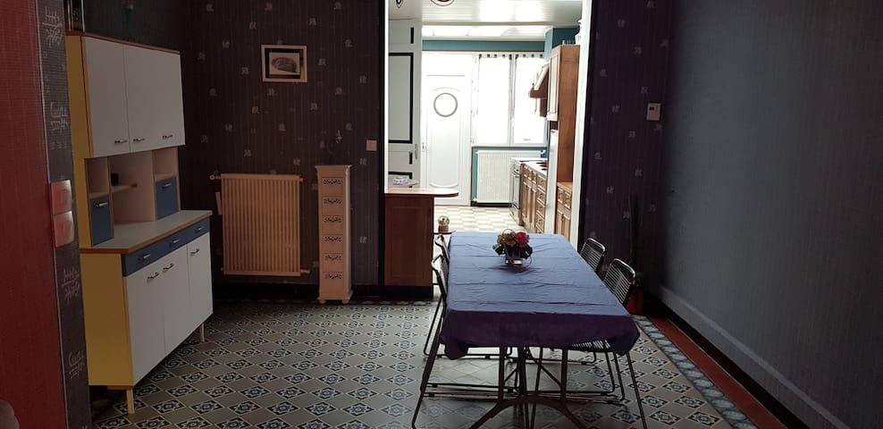 Maison typique du Nord