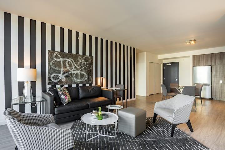 Modern San Francisco 1 bedroom near Muni/BART