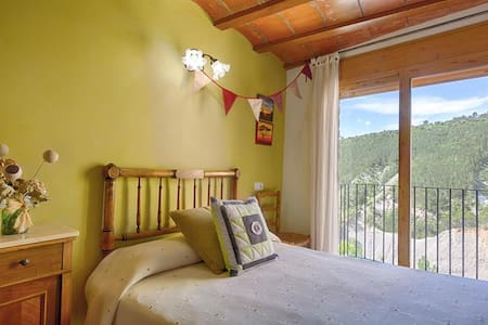 Cal Joan - Spacious Village House - Salàs de Pallars