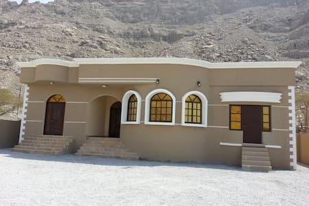 Very clean villa in Khasab - Khasab