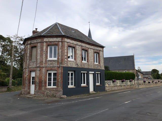 Charmante maison en bord de mer