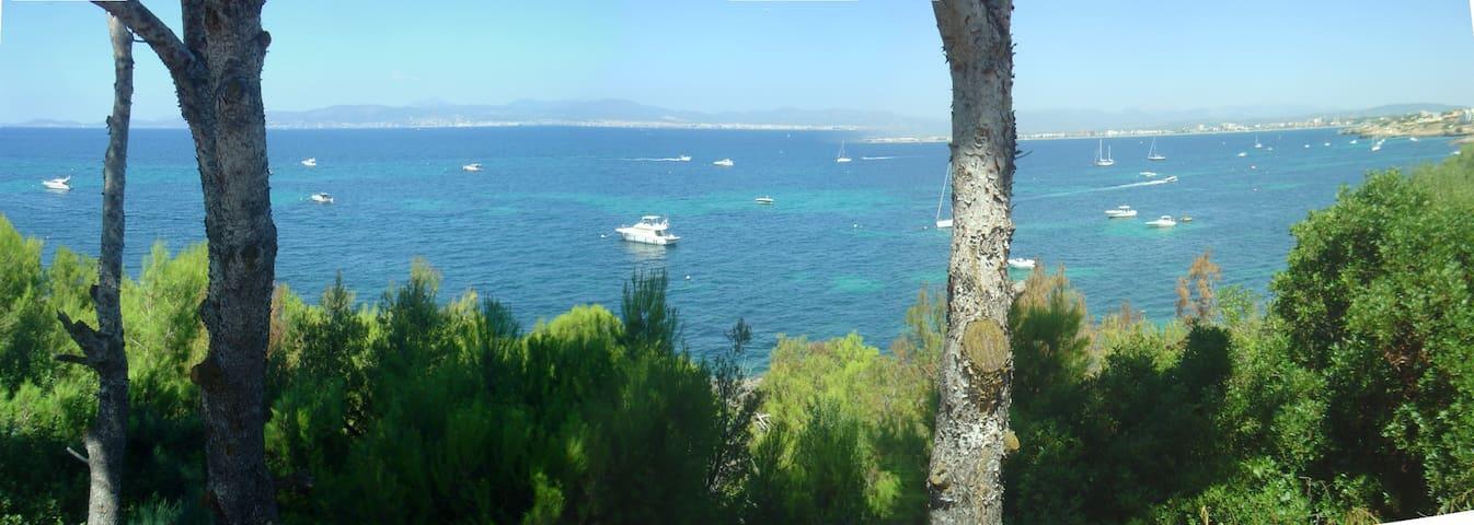 Apartamento con maravillosas vistas al mar - Llucmajor - Apartament