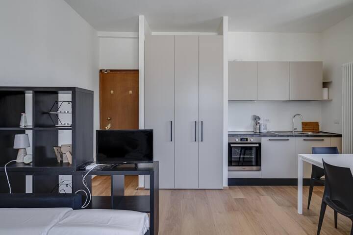 Guesthero Apartment Milano - Maciachini M3