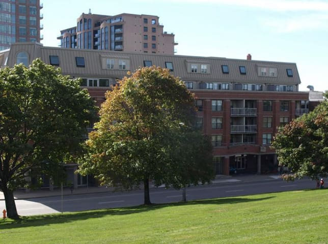 View of Garrison Watch from Citadel Hill
