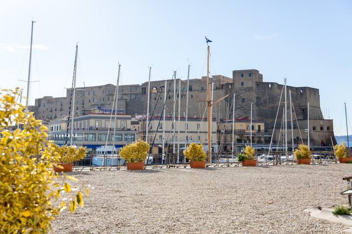 Vecchia Napoli - Santa Lucia