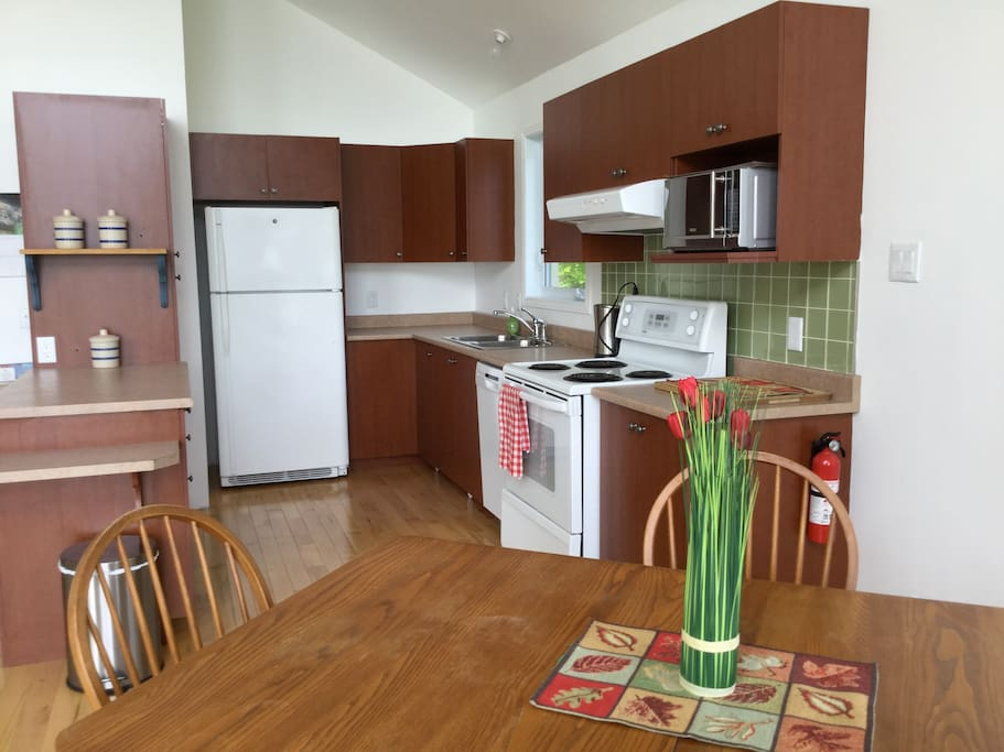 Cuisine moderne et pratique - Modern and practical kitchen